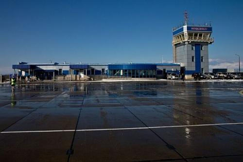 ВЯпонии торжественно проводили 1-ый авиарейс наЮжные Курилы