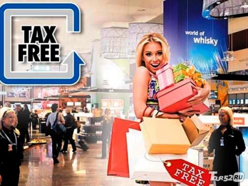 В северной столице может появиться tax free для иностранцев