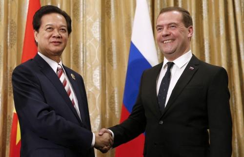 Песков невидит воздействия визита вьетнамской делегации напробки в столице России