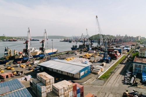 Морской порт владивосток реферат 5321