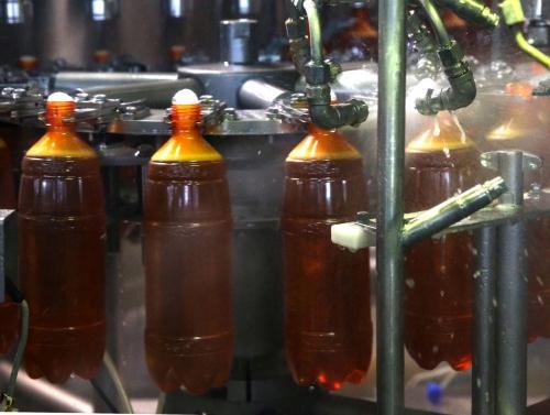 Государственная дума позволила экспортировать пиво в1,5 литровой ПЭТ-упаковке