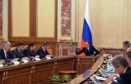 Медведев: Строительство онкоцентра вКалининграде уже началось