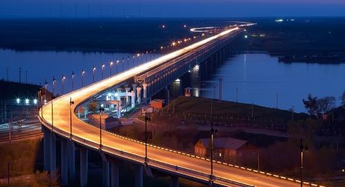 Китайская народная республика предлагает сделать бондовую зону врайоне моста Благовещенск— Хэйхэ
