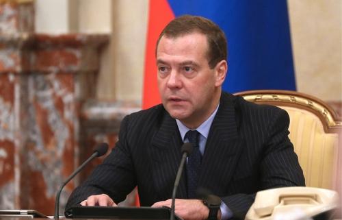 Медведев призвал мировое сообщество объединиться вборьбе противИГ