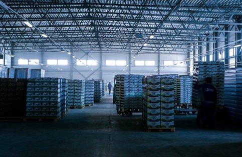 Складской комплекс ввели вэксплуатацию в промышленном парке «Внуково Логистик» вТиНАО