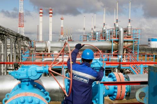 «Газпром» зафиксировал новый рекорд пообъему экспорта газа вЕвропу