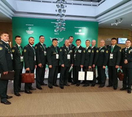 1d0ac2f7b В Москве в период 24-25 октября состоялся Международный таможенный форум  (МТФ-2018), приуроченный к празднованию Дня таможенника Российской  Федерации.
